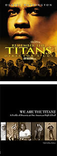 remeber the titans application paper Bible study: remember the titans a great example of division from a negative vantage point is found in the movie remember the titans application: what are.